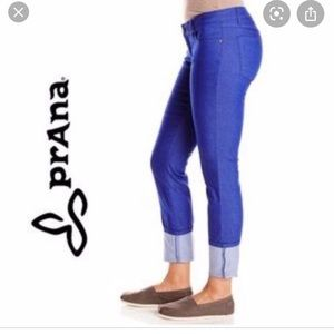 PrAna Kara Jean👖, Blue, Size 6
